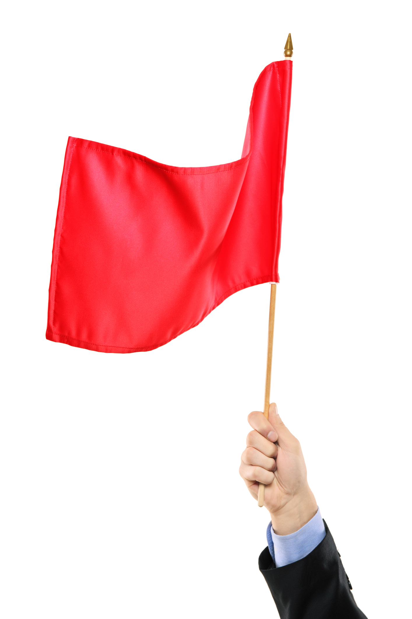 """5 """"Its Time To Dump this Place"""" Red Flags"""
