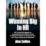 Book Review: Winning Big In HR
