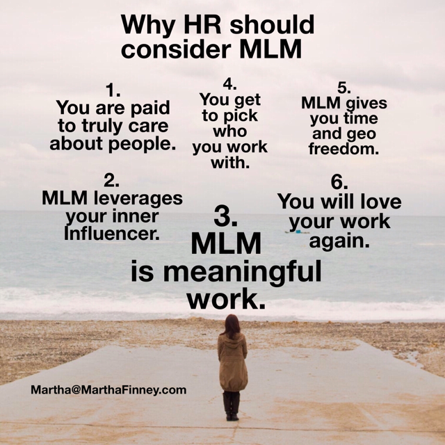 Why MLM is the Perfect Retirement Plan for HR Professionals