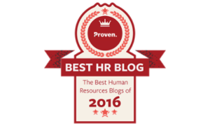 Top HR Blogs to Follow 2016
