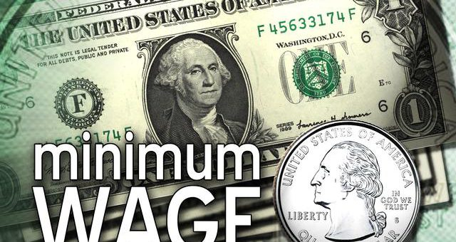 Update On The New Minimum Wage Changes